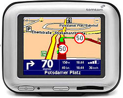 tomtom start 20 blitzer